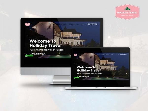 Jasa Pembuatan Website di Depok #1