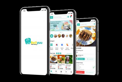Aplikasi E-commerce Beli Yuu