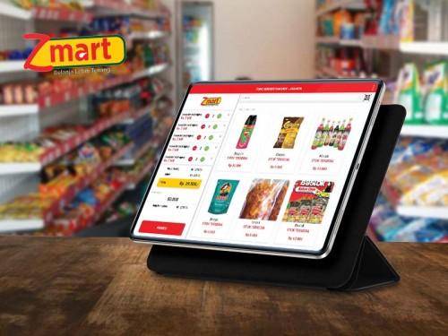 Aplikasi E-commerce ZMart