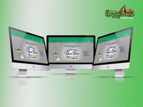 Website Cibalung Happyland