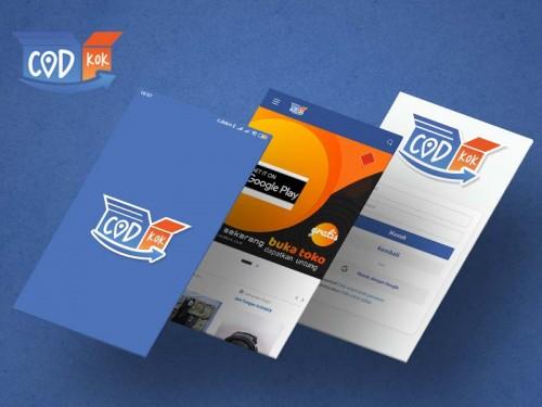 Aplikasi E-commerce COD Kok